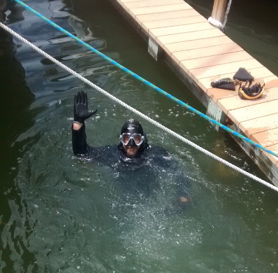 dive services and bottom cleaning in pinellas county