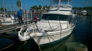 Dunedin fl Boat Bottom Cleaning