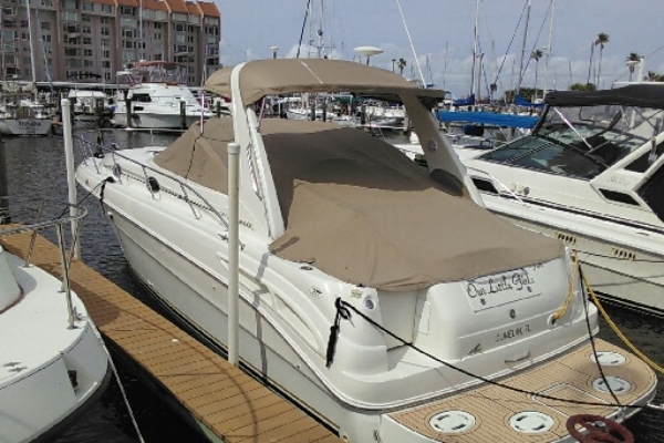 how to clean boat hull