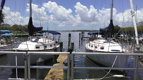hull cleaning sailboat safety harbor fl