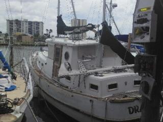 island yacht club clearwater hurricane irma damage